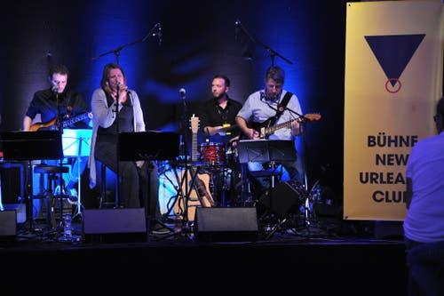 Die Band Esperanto trat im New Urleans Club auf. (Bild: Urs Hanhart, Altdorf, 6. September 2018)