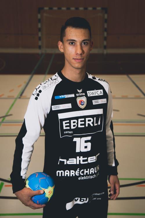 Kayoum Eicher, Torhüter, #16