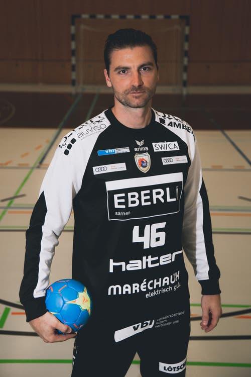 André Willimann, Torhüter, #46