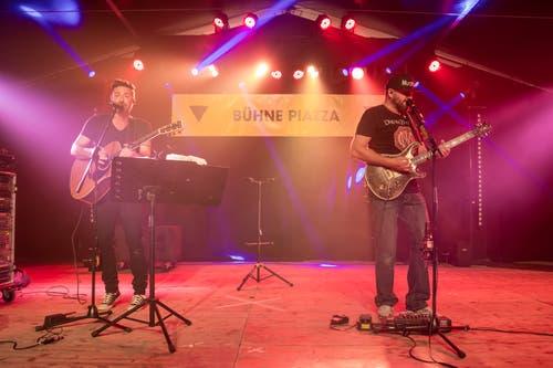 Musikalisch war an der Uri 18 am Samstag einiges los. (Bild: Marc Püntener, Altdorf, 8. September 2018)
