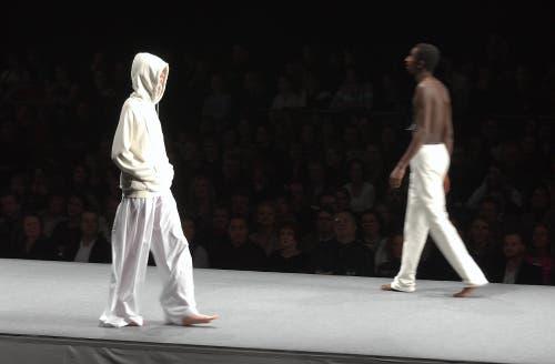 Gwand 2003. Im Bild: Raf Simons, heute Chief Designer bei Calvin Klein. (Bild: Alexandra Wey)