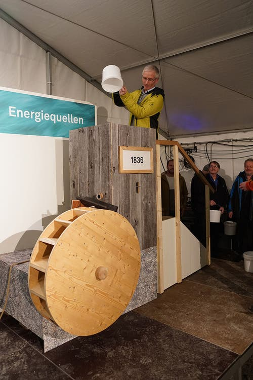 Herbert Weingartner, Leiter Energiefachstelle Nidwalden. (Bild pd/Kuno Scheuber, Alpnach, 14. Januar 2019)