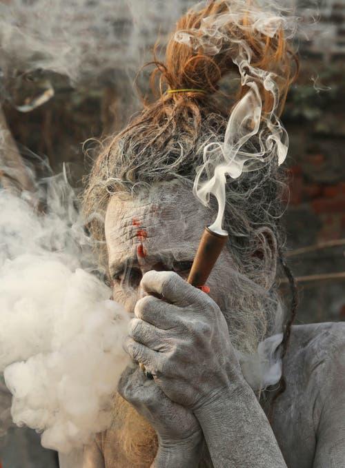 Geändert hat sich seitdem nur die Grösse der Veranstaltung. (Bild: AP Photo/Rajesh Kumar Singh)