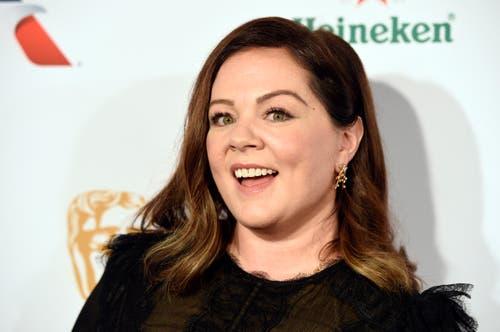 Auch Melissa McCarthy ist in dieser Kategorie nominiert. Sie spielt die Hauptrolle in «Can you ever forgive me?». (Bild: Keystone/Chris Pizzello)