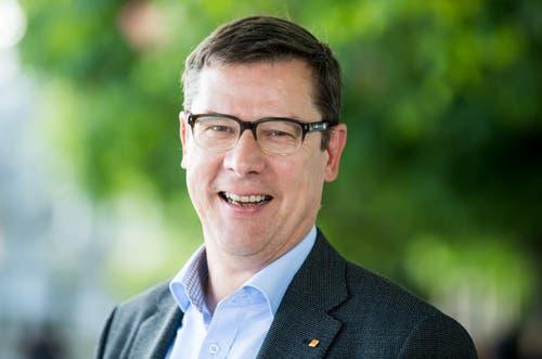 Ludwig Peyer (54), CVP-Kantonsrat und Fraktionschef aus Willisau. (Bild: PD)