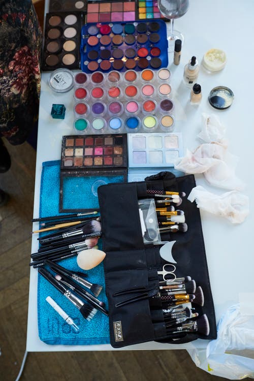 Weitere Impressionen vom Make-up-Wettbewerb im Hotel Schweizerhof. (Bild: Jakob Ineichen, Luzern, 27. Januar 2019)