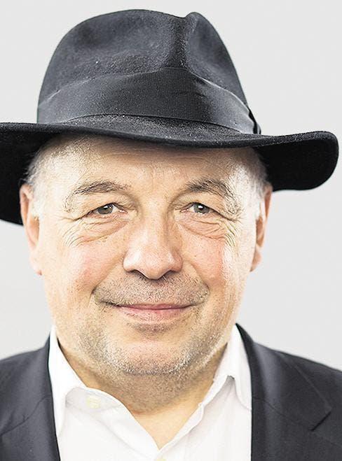 Hans Stutz (Grüne), Luzern: «Die Fragen von Irene Keller sind zum Teil sehr gut.» Der grüne Kantonsrat Hans Stutz (Luzern) ist nicht bekannt dafür, im Rat Komplimente zu verteilen. Gestern jedoch rühmte er FDP-Parlamentarierin Irene Keller (Vitznau) für ihre umfangreiche Anfrage zur Aufgaben- und Finanzreform. (Bild: PD)