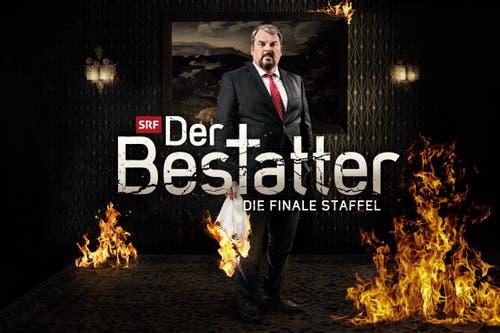 «Der Bestatter»: Das sind die Bilder zur ersten Folge der finalen Staffel. (Bild: SRF)