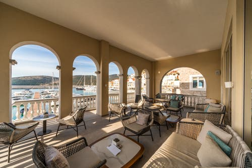 So sieht es im Hotel The Chedi in Montenegro aus. (Bild: PD)