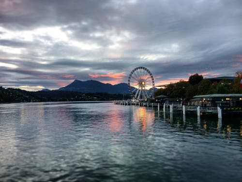 Montagswetter vom Feinste. (Bild: Prisca Maria Wicki, Luzern, 7. Oktober 2019)