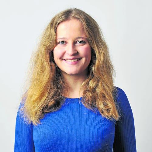 Sophie Karrer, Hitzkirch, Liste 12b – JUSOplus Land und Agglomeration, Studentin, 2001.nicht gewählt – 190 Stimmen