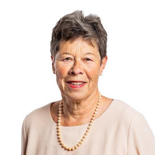 Susanne Heer, Horw, Liste 22 – FDP Frauen, ehemalige Gemeinderätin, 1949.nicht gewählt – 2052 Stimmen