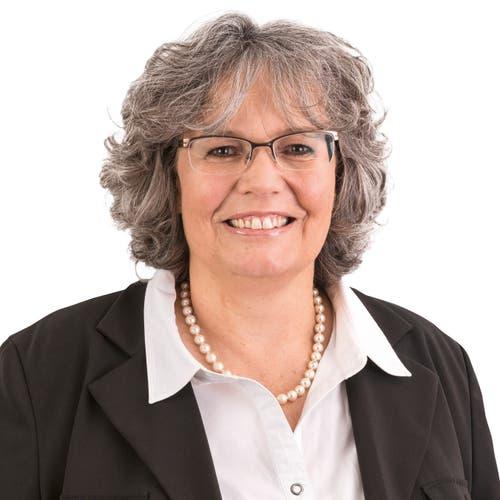 Claudia Bernasconi, Greppen, Liste 26 – CVP Frauen, Geschäftsfrau, Gemeindepräsidentin, Kantonsrätin, 1961.nicht gewählt – 721 Stimmen