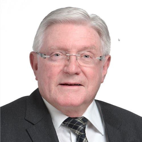 Jörg Conrad, Horw, Liste 7 – Aktive Senioren Luzern (SVP), Prof., ehem. Dozent Hochschule Luzern-Musik, Intendant, Einwohnerrat, 1945.nicht gewählt – 594 Stimmen