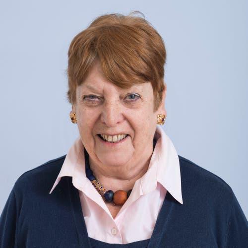 Dorothée Kipfer, Luzern, Liste 17 – SP 60+, Dipl. Pflegeexpertin, 1942.nicht gewählt – 328 Stimmen