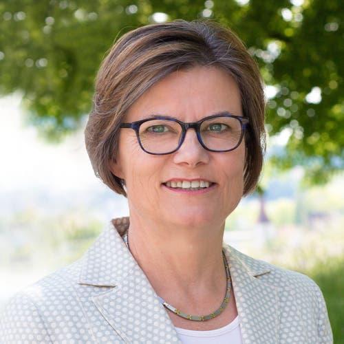 Esther Haas, Liste 4 - Alternative- die Grünen und CSP-Frauenpower, Cham, Berufsfachschullehrerin, 1956. Motivation.Nicht gewählt – 277 Stimmen.