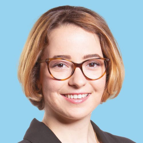 Sofia Zouhir, Liste 22 - SP Juso, Zug, Studentin Public and Non-Profit-Management, 1998.Nicht gewählt – 131 Stimmen.