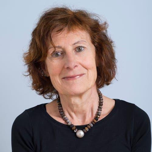 Ursula Bachmann, Willisau, Liste 17 – SP 60+, Gerontologin, 1954.nicht gewählt – 655 Stimmen