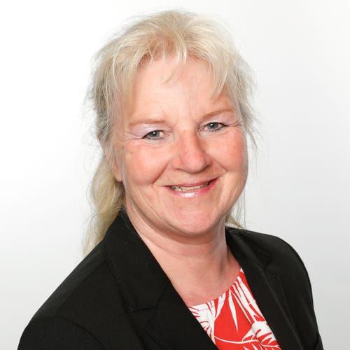 Brigitte Binggeli, Büron, Liste 28 – SVP Frauen für Stadt und Land, dipl. Arztgehilfin DVSA, selbständige Kosmetikerin, 1960.nicht gewählt – 294 Stimmen