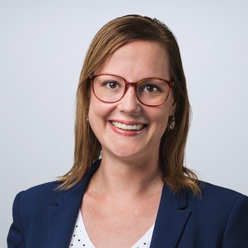 Fabienne Roschi, Liste 7 - CVP Frauen, Baar, Assistentin Geschäftsleitung, 1988.Nicht gewählt – 307 Stimmen.