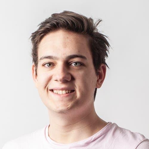 Merlin Schwendener, Luzern, Liste 12a – JUSOplus Stadt Luzern, Student, 1998.nicht gewählt – 399 Stimmen