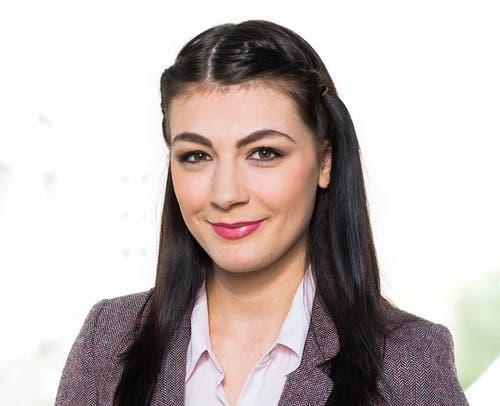Alena Mächler, Liste 15 - JGLP, Allenwinden, Studentin, angehende Primarlehrerin FH, 1997.Nicht gewählt – 372 Stimmen.
