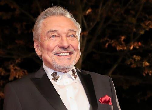 Der Komponist und Sänger verstarb am 1. Oktober 2019 in Prag, der Hauptstadt der Tschechischen Republik. (Bild: Keystone)