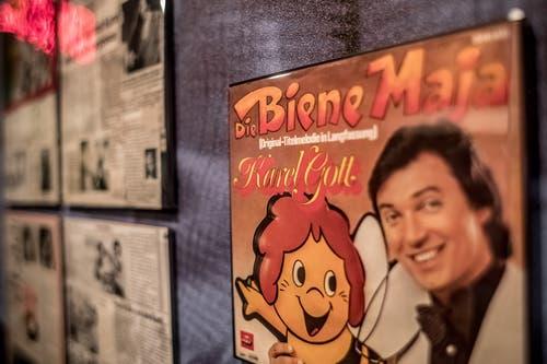 Eines seiner bekanntesten Lieder ist das Titellied «Die Biene Maja»: (Bild: MARTIN DIVISEK)