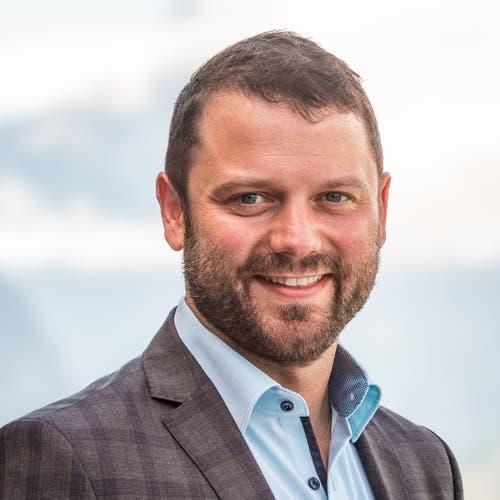 Urner Nationalrat Simon Stadler, seit 2019, CVP, neu gewählt