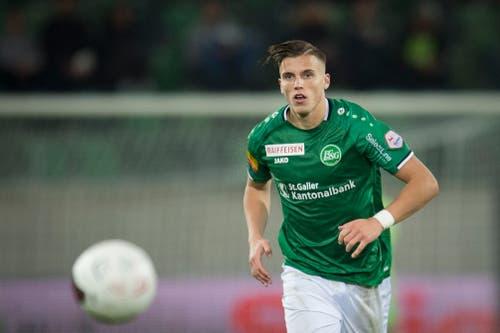 Ermedin Demirovic: Note 5,5. Die Quote des Leihspielers lässt sich sehen: Im fünften Einsatz erzielt der bosnische U21-Internationale die Tore drei und vier.