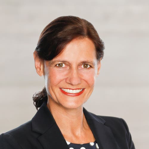 Obwaldner Nationalrätin Monika Rüegger, seit 2019, SVP, neu gewählt