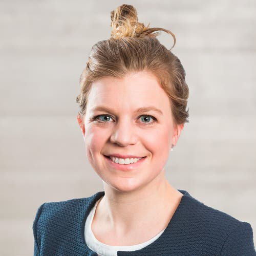 Bern: Nadine Masshardt (bisher), SP. (Bild: Keystone)
