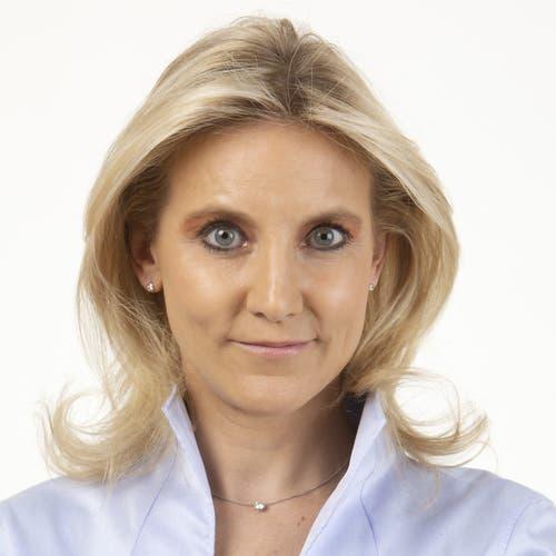 Genf: Céline Amaudruz (bisher), SVP. (Bild: Keystone)