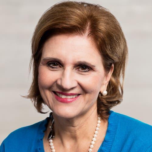 Zürich: Doris Fiala (bisher), FDP. (Bild: Keystone)