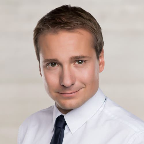 Wallis: Philippe Nantermod (bisher), FDP. (Bild: Keystone)