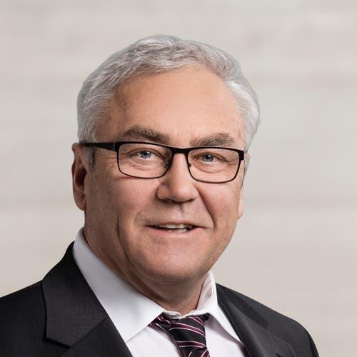 Schwyz: Alois Gmür (bisher), CVP. (Bild: Keystone)