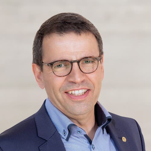Aargau: Matthias-Samuel Jauslin (bisher), FDP. (Bild: Keystone)