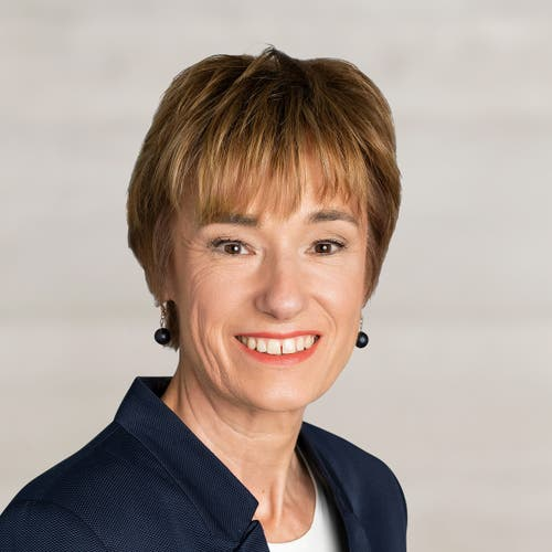 Aargau: Ruth Humbel (bisher), CVP. (Bild: Keystone)