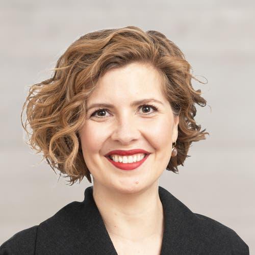 Bern: Melanie Mettler (neu), GLP. (Bild: Keystone)