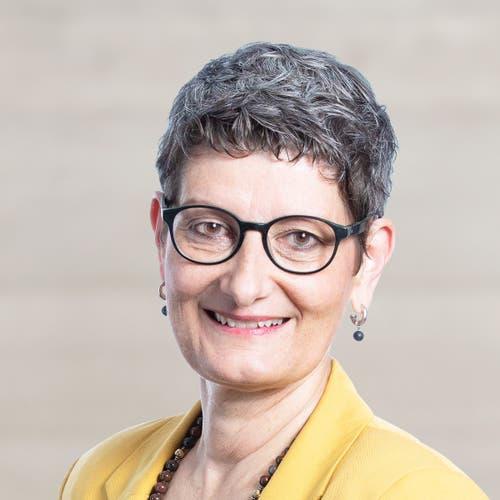 Freiburg: Ursula Schneider-Schüttel (bisher), SP. (Bild: Keystone)