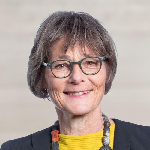 Schaffhausen: Martina Munz (bisher), SP. (Bild: Keystone)