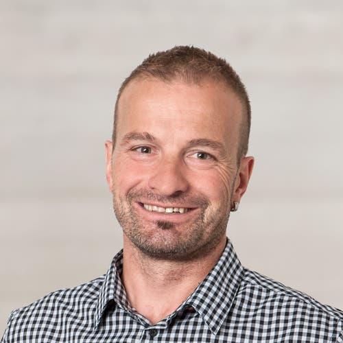 Bern: Andreas Gafner (neu), EDU. (Bild: Keystone)