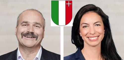 NeuenburgPhilippe Bauer (FDP, 11'044 Stimmen)Céline Vara (Grüne, 10'035 Stimmen)