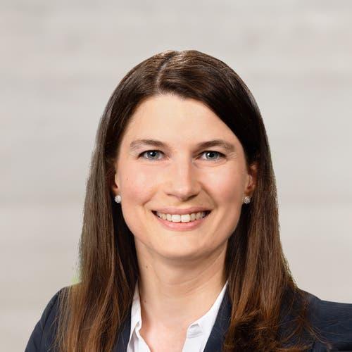 Bern: Nadja Pieren (bisher), SVP. (Bild: Keystone)