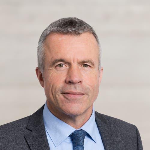 Bern: Lorenz Hess (bisher), BDP. (Bild: Keystone)
