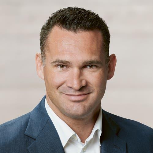 St. Gallen: Marcel Dobler (bisher), FDP. (Bild: Keystone)