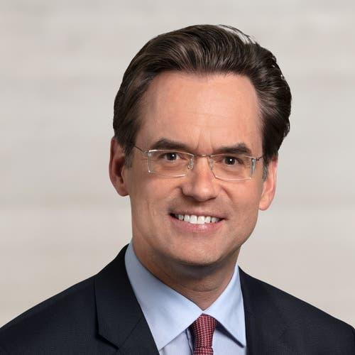 Waadt: Olivier Feller (bisher), FDP. (Bild: Keystone)