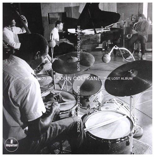 John Coltrane: Both Directions At Once. The Lost Album (1963). Das famose, verschollen geglaubte Album im Quartett.