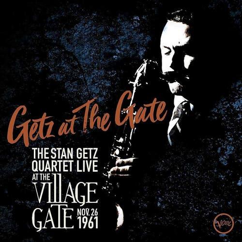 Stan Getz: Getz at the Gate (1961). Konzert-Trouvaille mit einem Stan Getz in Hochform.