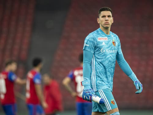 Djordje Nikolic und der FC Basel werden nach der Ernüchterung im Klassiker im Cup von Challenge-League-Aufsteiger Stade Lausanne-Ouchy gefordert (Bild: KEYSTONE/ENNIO LEANZA)